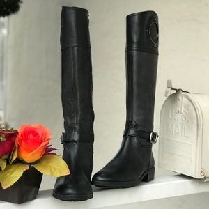 VINCE CAMUTO 'Phillie' Leather Tall Riding Boot